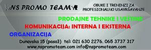 NS Promo tim